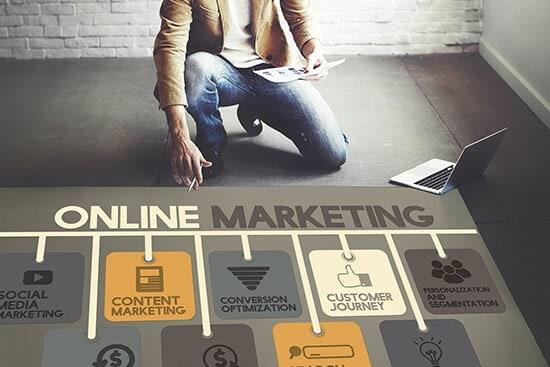 Online Marketing Journey
