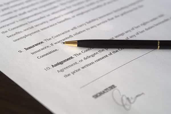 contractors should carry comprehensive business insurance