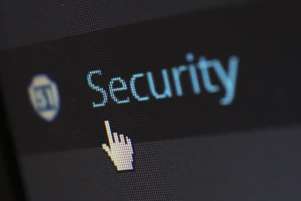 update your cyber security policy