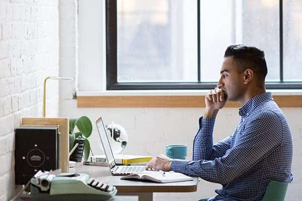 freelance consultant working from home needs business insurance