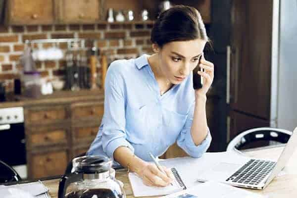 What business risks do the self-employed face