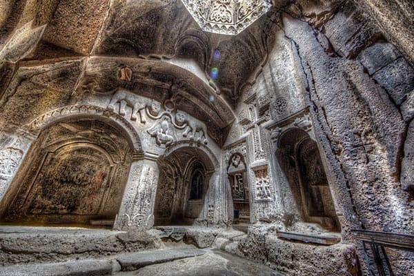 Monasterio de Gueghard