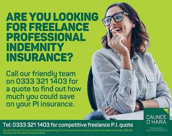 Are you looking for freelance PI insurance?