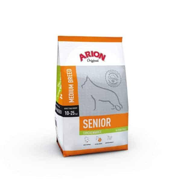 Arion Original Adult Medium Senior Chicken &Rice