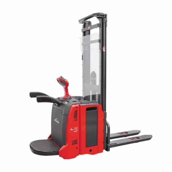 Linde pallet stackers from MK2 Lift Trucks