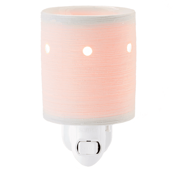 ETCHED CORE PLUG IN WAX WARMER FROM SCENTSY