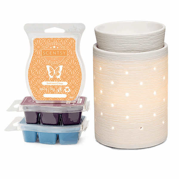 Scentsy System - €44 Warmer