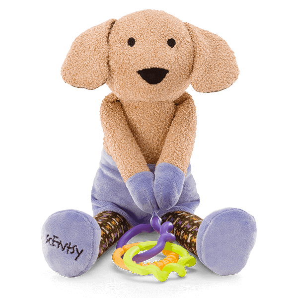 DILLY THE DOG SCENTSY SIDEKICK + CANDY CRAVE FRAGRANCE