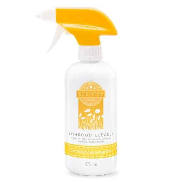 Johnny Appleseed Scentsy Bathroom Cleaner