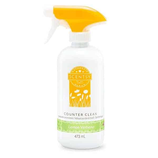 Lemon Squeeze Scentsy Counter Cleaner