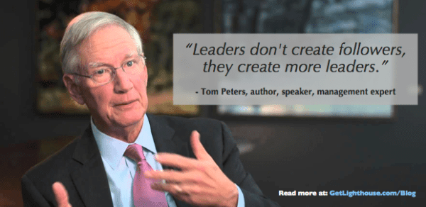 entrepreneurs know they need leaders to help them scale