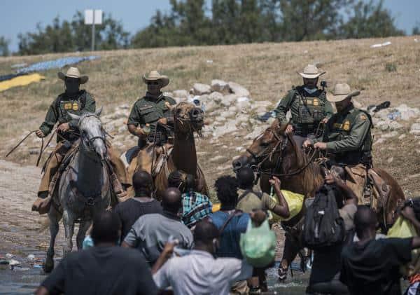 Estados Unidos lanza expulsión masiva de inmigrantes haitianos de Texas