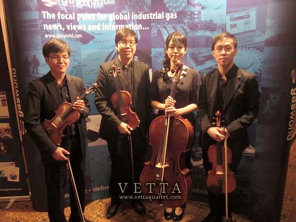 Wen Jin, Jay, Eva and Christoven