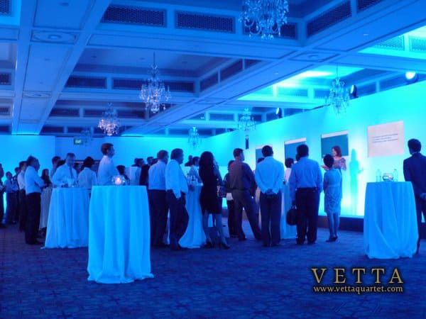Product Launch at Raffles Hotel Singapore