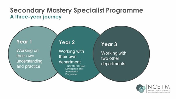 secondary mastery specialist programme
