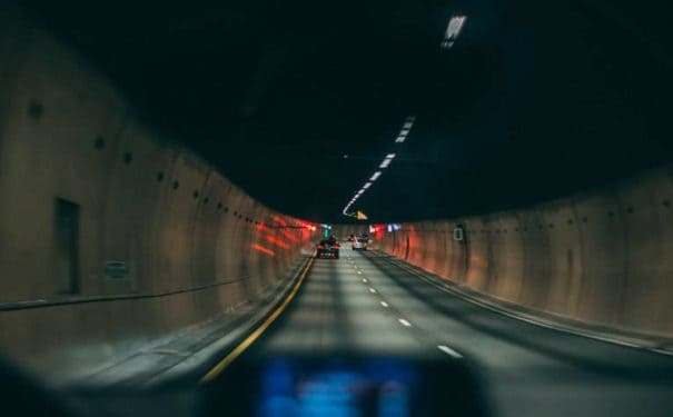 Image of Hindhead tunnel