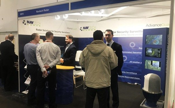 Networking at Passenger Terminal Expo