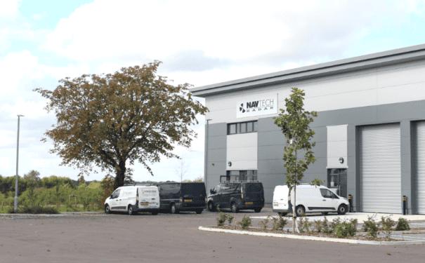 New Grove Production Facility for Navtech Radar