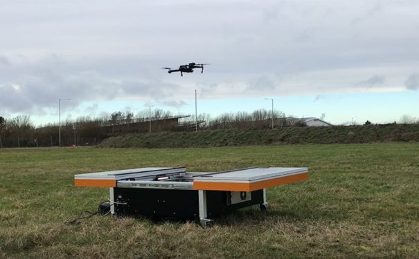 Herotech8 drone-in-a-box