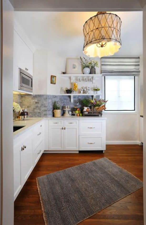 it's essential to make a statement with your kitchen's lighting