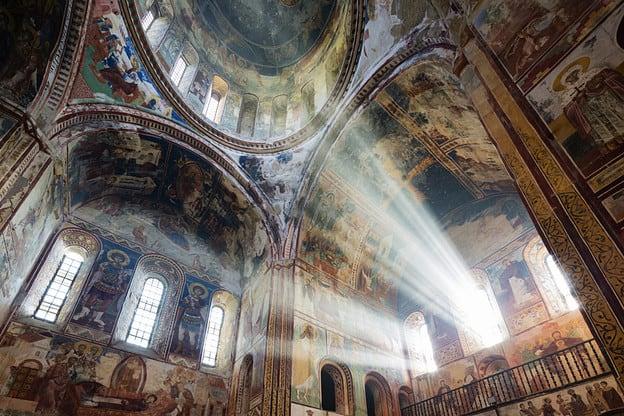 Monasterio ortodoxo de Gelati