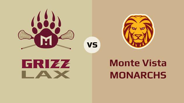 MHHS Grizzlies vs. Monte Vista Monarchs
