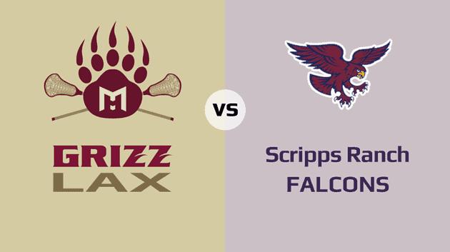MHHS Grizzlies vs. Scripps Ranch Falcons