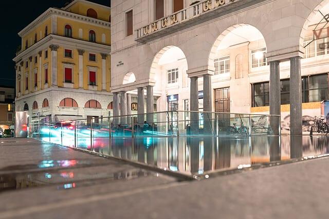 Centro storico e ZTL Brescia