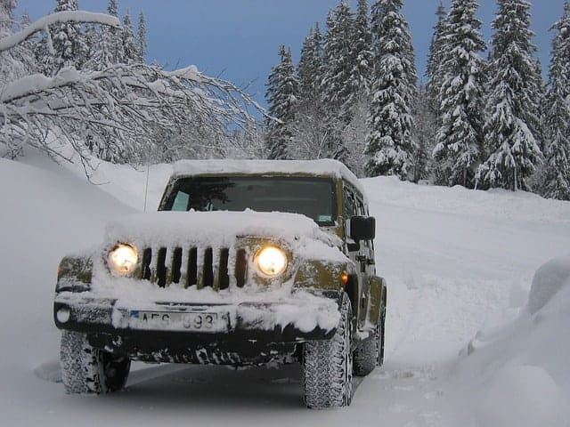 AWD is best for winter driving.