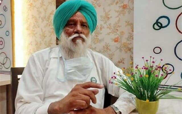 Punjab Chief Minister Balbir Singh Rajewal has also reacted strongly to Capt Amarinder Singh's statement
