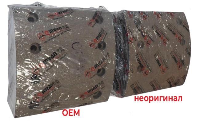 Сравнительный анализ тормозных накладок Qinyan