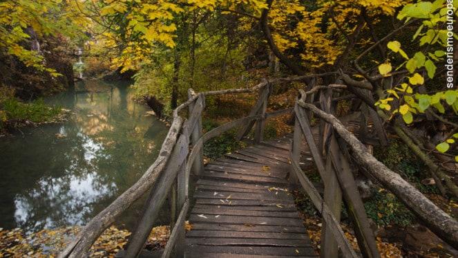 Parque Nacional de Los Balcanes