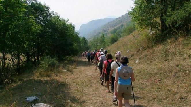 Hacer senderismo en los paises balcanicos