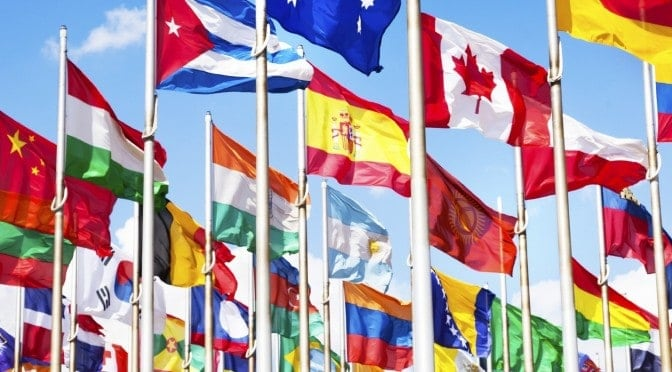 What countries are Scentsy sold in?