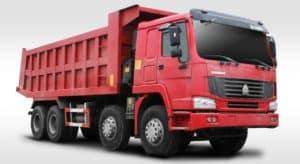 китайские грузовики, китайские самосвалы