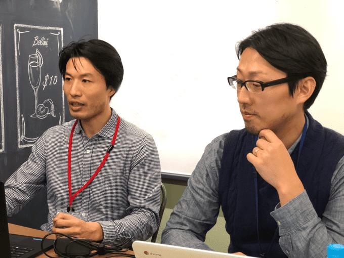 Crossborders-Innovation茂木さんと加藤さん