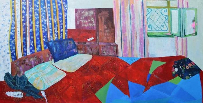 Rana Samara Palestinian Art