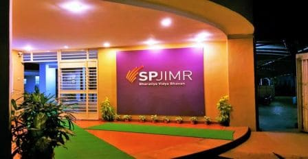 SPJIMR PGPM Class of 2017 has 83% Students with 5-8 Years Work Experience