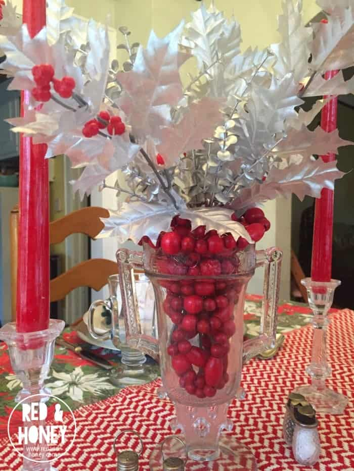 Setting a Beautiful Holiday Table on a Tight Budget - R&H2