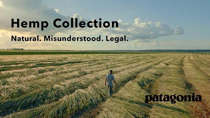 Patagonia Hemp Collection