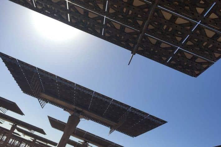 Noor Solar Complex Morocco
