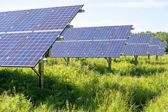 Solar Energy Myths Community Solar Farm