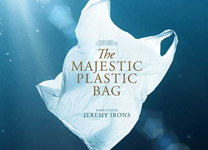 Majestic Plastic Bag