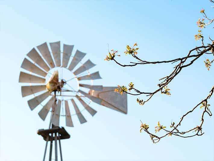 Home Renewable Energy Windmill