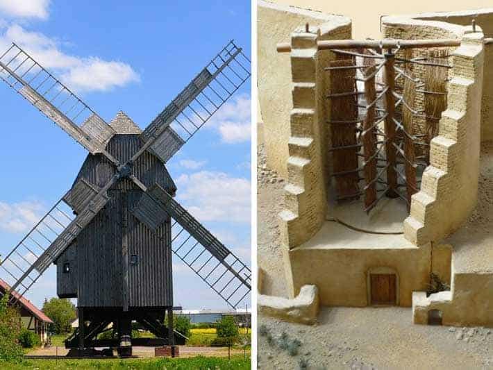 Original windmills