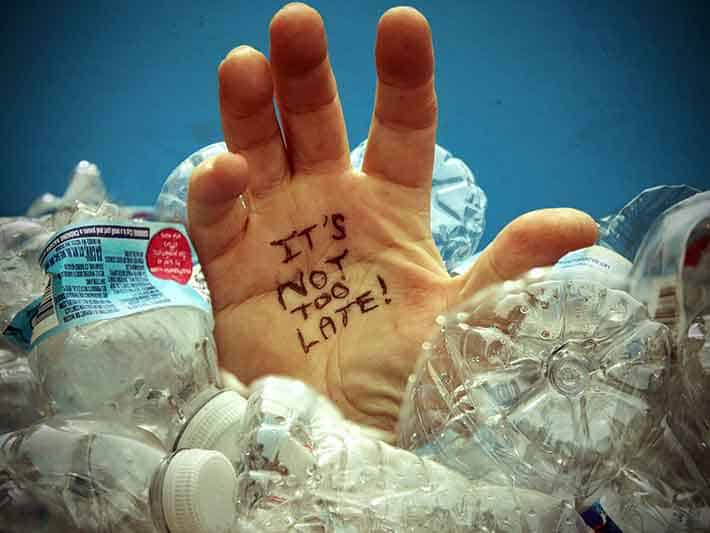 Plastic Waste - Its Not Too Late