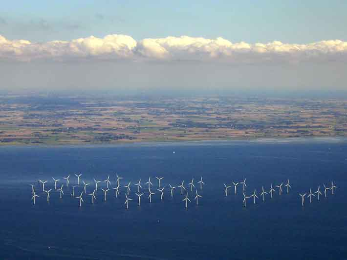 Swedish offshore wind farm