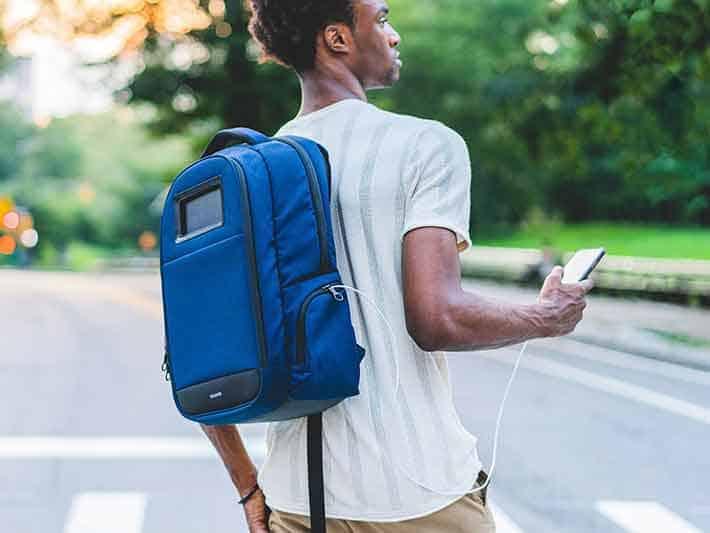 Solgaard SHORE-TEX backpack