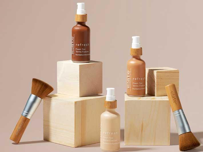 Elate Cosmetics Foundations