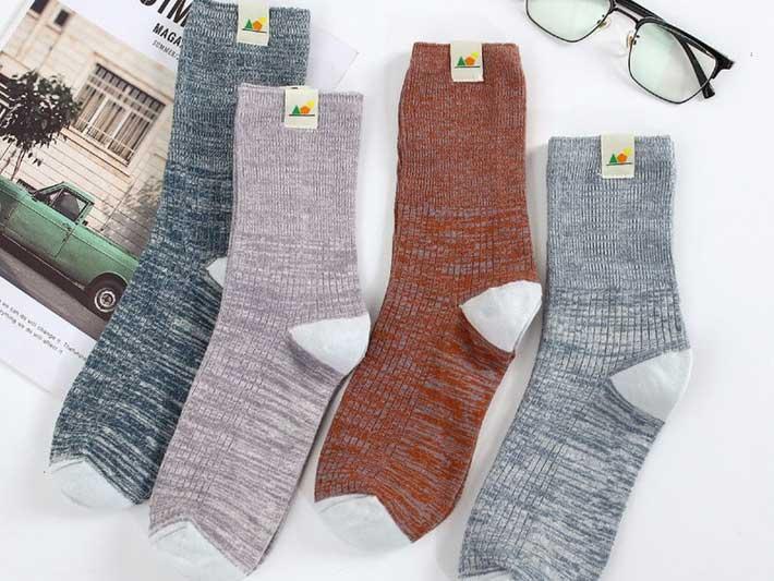 Earth Mode Hemp Socks